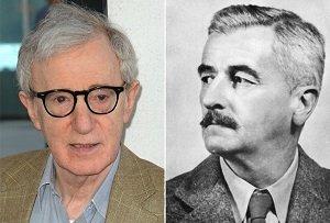 william faulkner v. woody allen