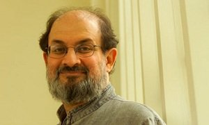 how to write from Salman Rushdie