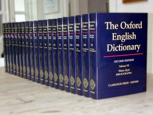 The future of Oxford dictionary