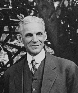 Henry Ford essay writing