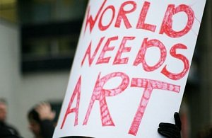 essay sample: government funding of the arts