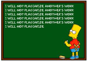 reseacrh or plagiarism?