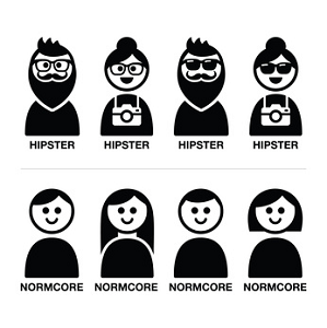 normcore hipster