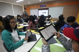 tablets in education