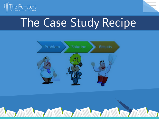 the case study recipe