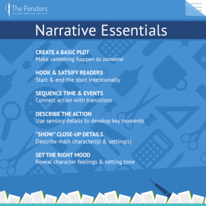narrative essentials