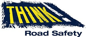 road safety essay com think road safety logo